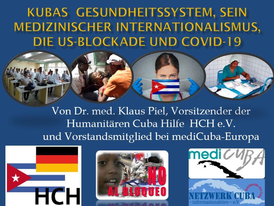 Das Gesundheitssystem Kubas
